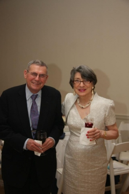 Seth and Judy Greenwald, June, 2012