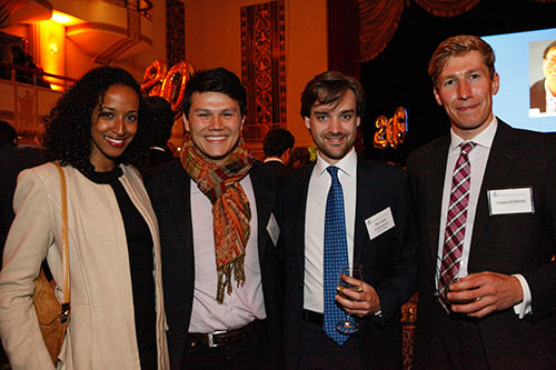 Photo of Columbia Law School Alumni at Reunion 2013