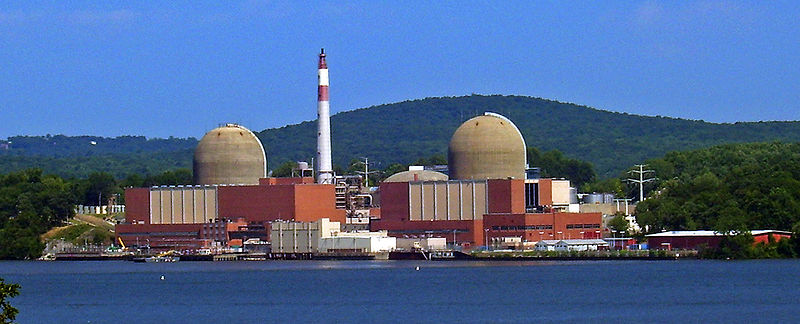 Indian Point Nuclear Reactor