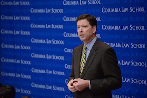Photo of James B. Cooney. Photo credit: Columbia Law School