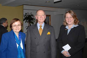 June Besek, Nick Taylor, and Jane Ginsburg