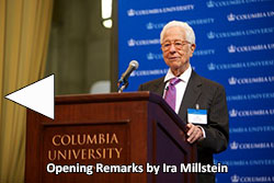 Previous Video: Opening Remarks by Ira Millstein