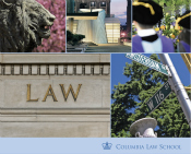 A composite photo of images from around the Law School and campus