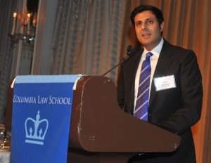 Vinit Bharara '96 says his brother, Preet Bharara, showed a passion for fairness even in childhood.