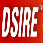 DSIRE on red background