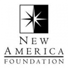 New America black and white logo