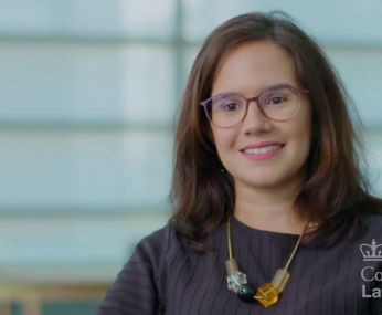 Tatiana Salles '19 LL.M. on Blockchain, Digital Platforms, and Technology Law