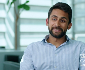 Samarth Patel '19 LL.M. on the Value of the Columbia Law School Community